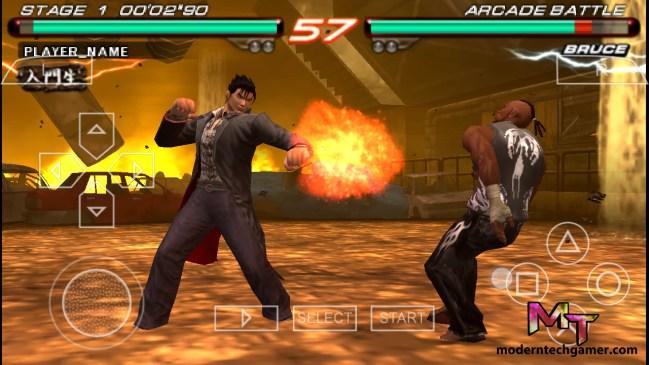 %tekken 7 gameplay screenshot