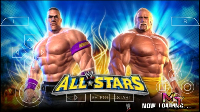 WWE All Stars Game APK + ISO Data Free Download For Android