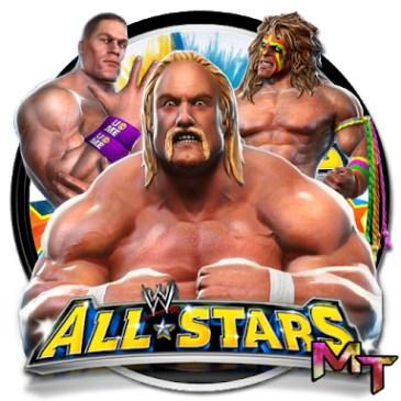 wwe all stars apk icon