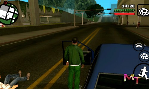 gta san andreas screen shot 2