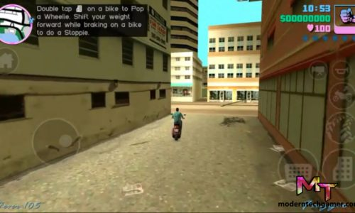 gta vice city gameplay screenshot 1