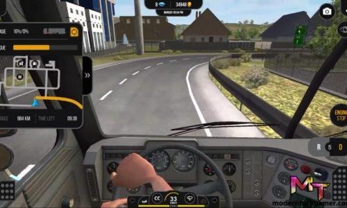 truck simulator pro 2 gameplay screenshot 3