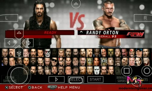 WWE 2k16 Game APK + DATA Download For Android Free