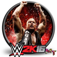 WWE 2K16 Apk Icon