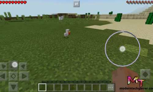 minecraft-apk-gameplay-1