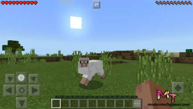 minecraft-apk-gameplay
