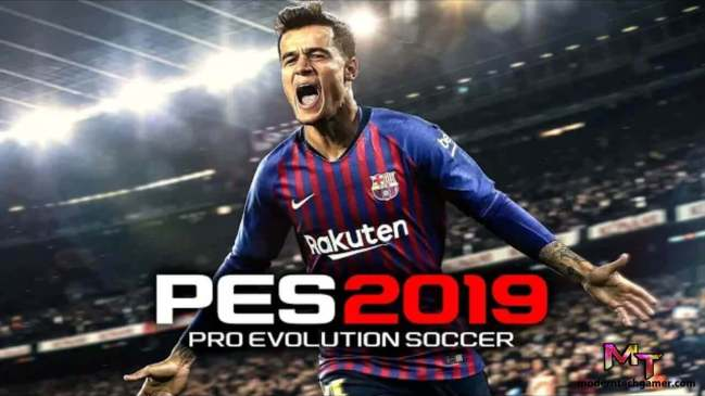 PES 2019 PRO EVOLUTION SOCCER 3.0.0 Apk + DATA For Android