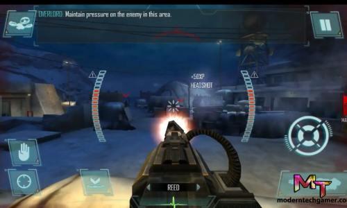 call of duty strike team gameplay 4