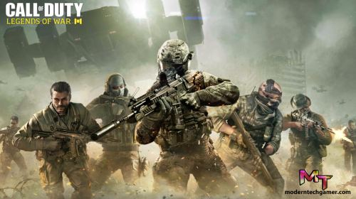 Call Of Duty: Legends Of War 1.0.0 Apk + OBB Download For Android