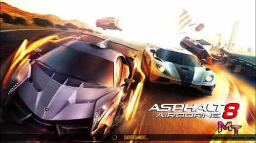 Asphalt 8 Airborne 4.0.1a Apk + Mod Apk + Data Download For Android