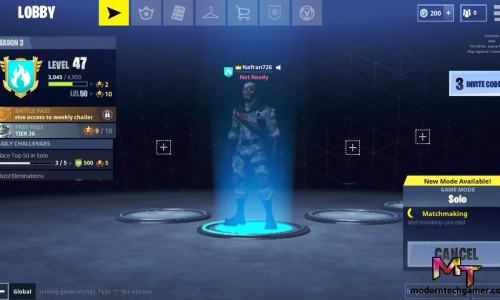 fortnite battle royale apk gameplay 1