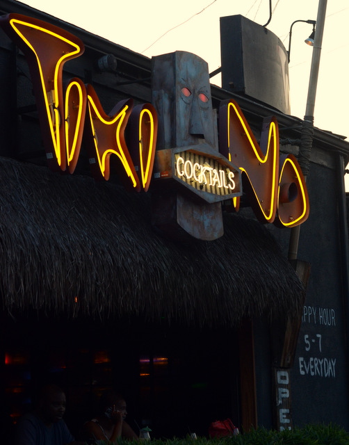 Tiki No Bar in North Hollywood