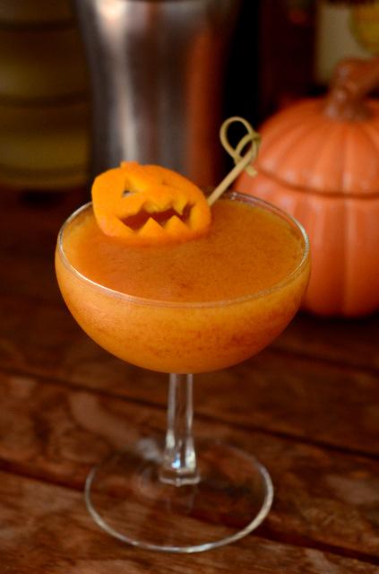 Pumpkin Daiquiri (Autumn Daiquiri #2)
