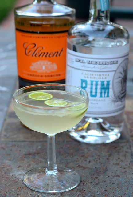 California Creole Cocktail