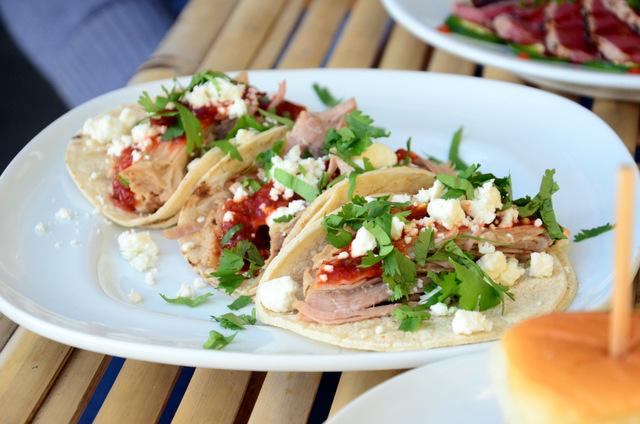 Kahlua Pork Tacos