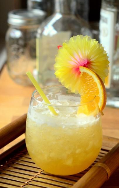 Puka Pineapple Punch