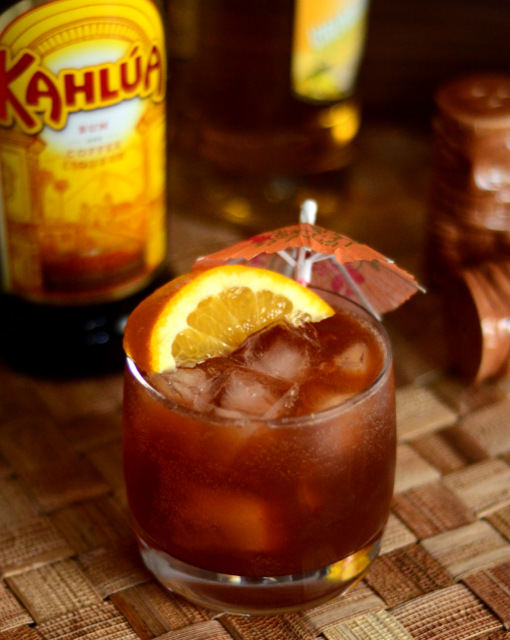 Coffee Break, a Tiki Drink