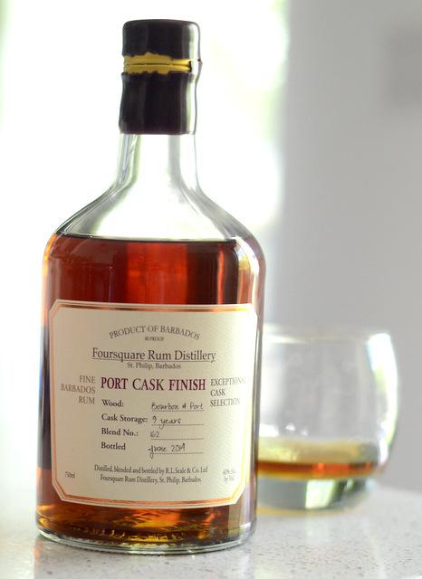 Tiki Tastings: Foursquare Rum Distillery Port Cask Finish