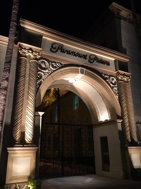 The Taste at Paramount Studios