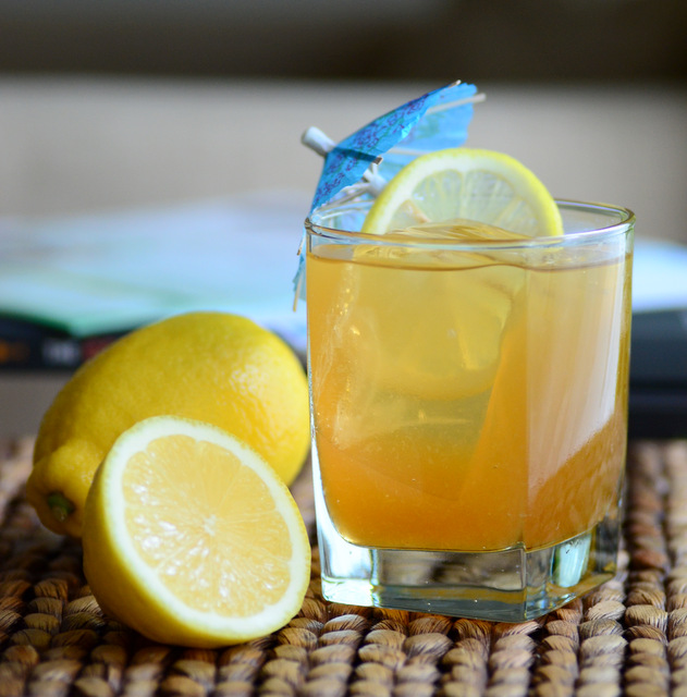 Small Batch Fish House Punch