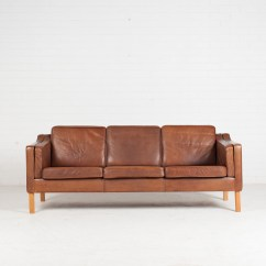 Tan Leather Sofa Bed Australia Grey Ideas Uk 3 Seat In 1960s Denmark Modern Times