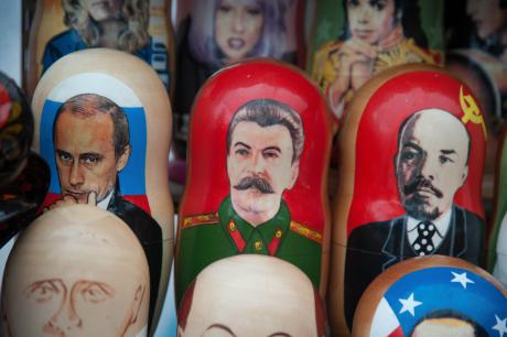 Stalin's Many Admirers in Today's Russia