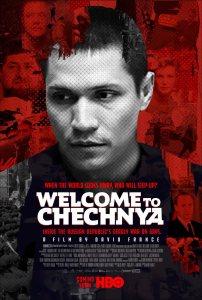 欢迎来到车臣纪录片海报