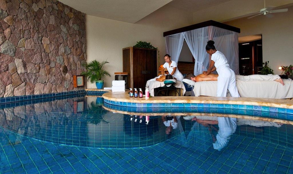 Jade Mountain Resort  Modern Vacations