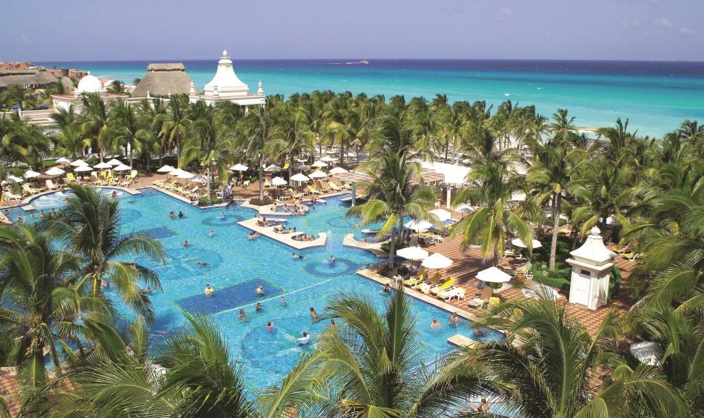 Riu Palace Riviera Maya Modern Vacations