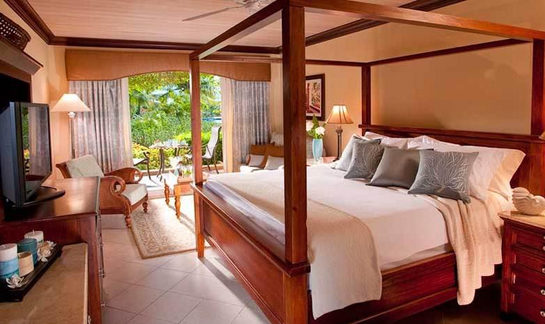 Sandals Grande St Lucian  Modern Vacations