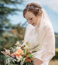 Wedding hair - up or down? - Modern Vintage Wedding Hair ...