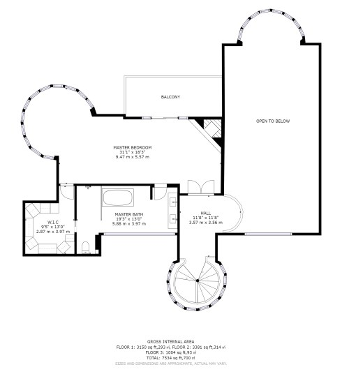small resolution of each individual floor delivered in png format as a separate file all floors together delivered in one pdf up to 10 000 square feet floor plan
