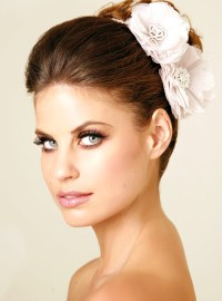 Wedding Hair and Makeup - Bridal Hairstyles - Modern Wedding