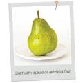 Diy wedding decorations one pear in three ways