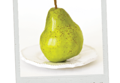 Diy Wedding Decorations One Pear In Three Ways