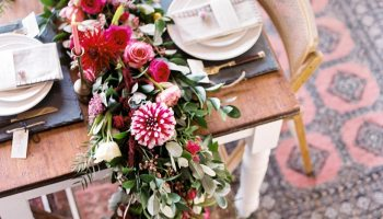 Modern Wedding DIY Magazine - The Eclectic Issue now on Sale