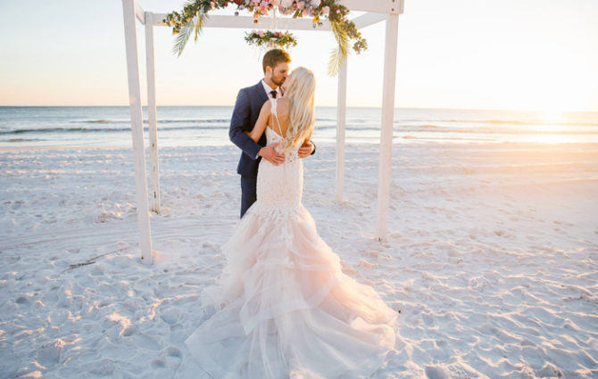 Beach Wedding Dresses Archives Modern Wedding