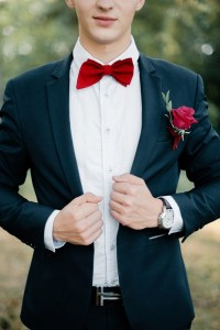 14 Festive And Fun Bow Ties For Your Groom's Wedding Look