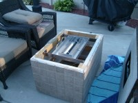 Natural Gas or propane outdoor fire tables with Aquatic ...