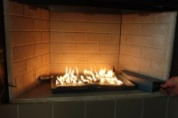 MY GAS FIREPLACE KEEPS GOING OUT  Fireplaces