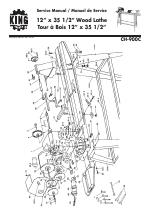 King Canada CH-900C manuels