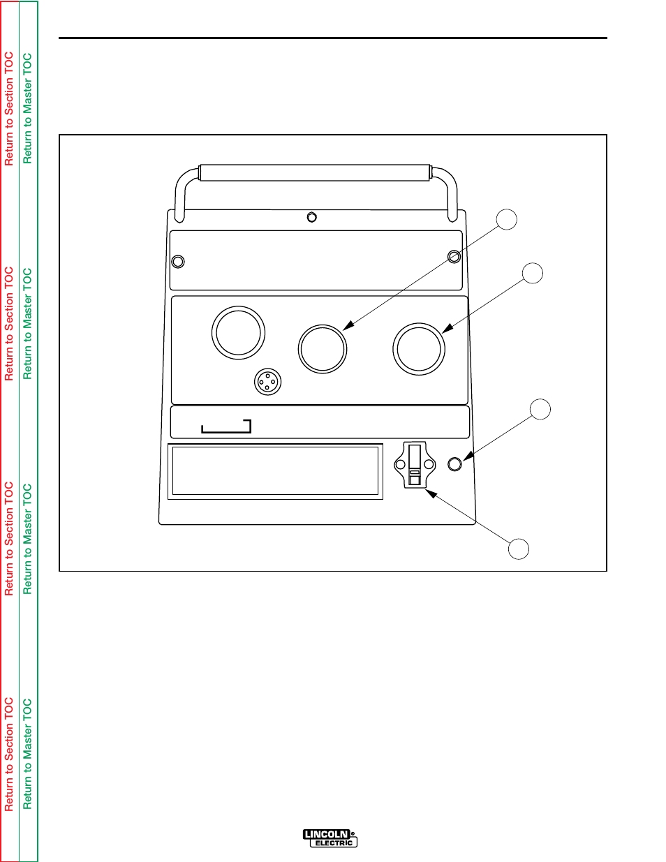 hight resolution of operation wire matic 255 controls and settings lincoln electric wire matic 255 svm 119 a manuel d utilisation page 23 98