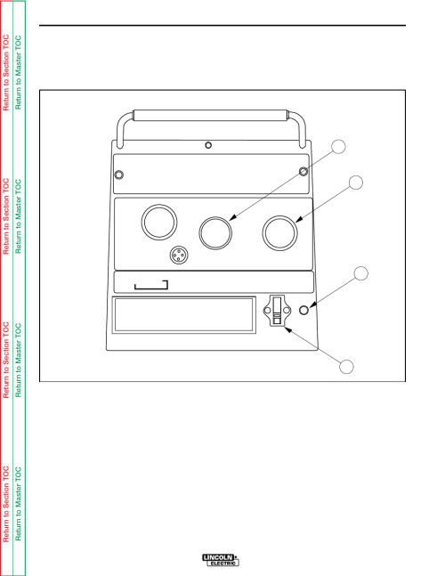 small resolution of operation wire matic 255 controls and settings lincoln electric wire matic 255 svm 119 a manuel d utilisation page 23 98