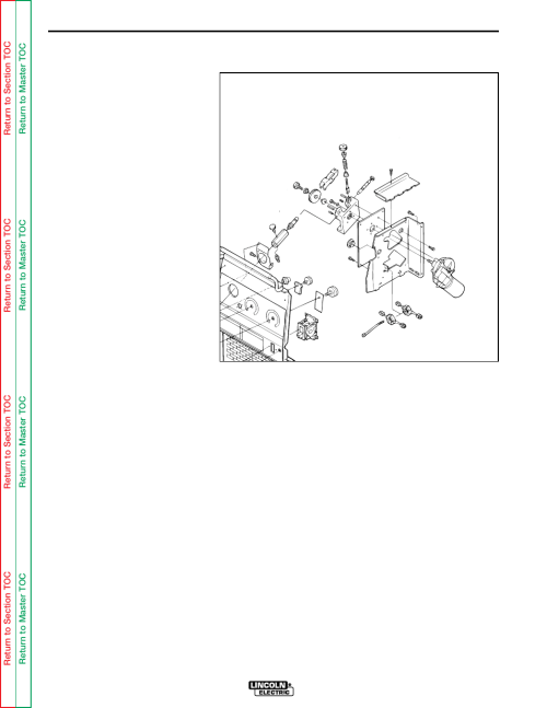 small resolution of troubleshooting repair procedure lincoln electric wire matic 255 svm 119 a