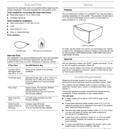 installation requirements tools and parts options whirlpool duet ht ghw9250ml1 manuel d utilisation page 4 44 [ 954 x 1235 Pixel ]
