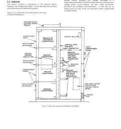 description 2 summary description ge industrial solutions entellisys low voltage switchgear manuel d utilisation page 10 56 [ 954 x 1235 Pixel ]