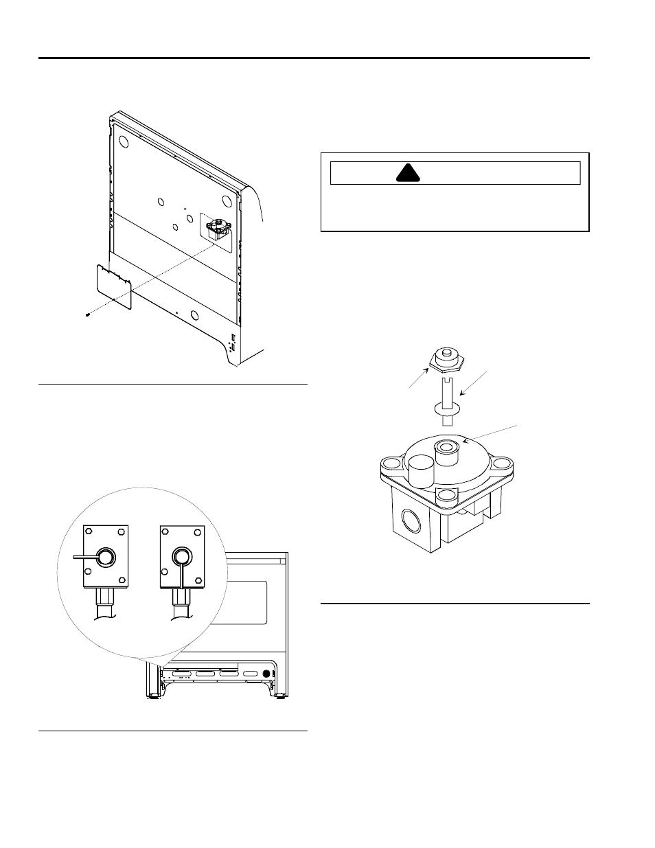 medium resolution of warning pressure regulator location oven shutoff valve amana arg7302 manuel d utilisation page 8 60