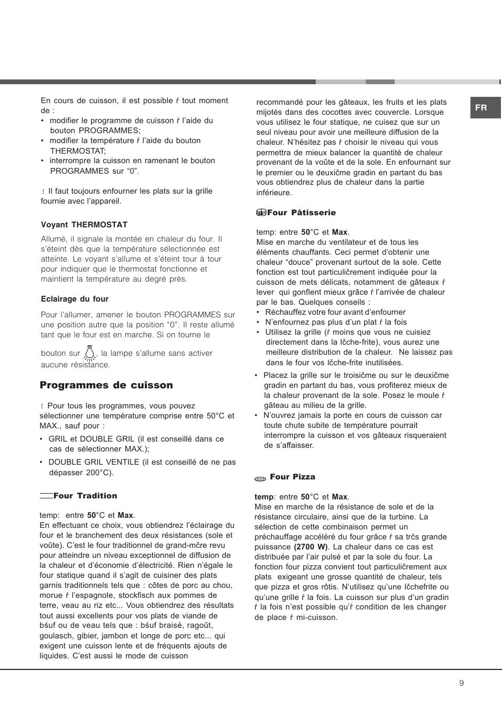 cuisson indesit i5mmcag w fr manuel