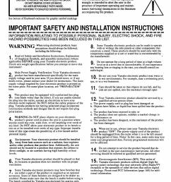please keep this manual for future reference caution importanj yamaha clavinova cvp 55 manuel d utilisation page 2 26 [ 954 x 1365 Pixel ]