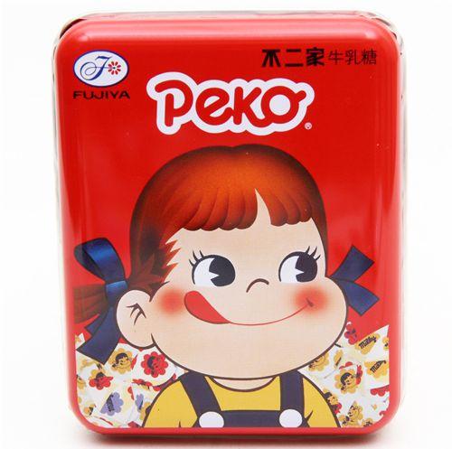 Peko-Chan milk candy